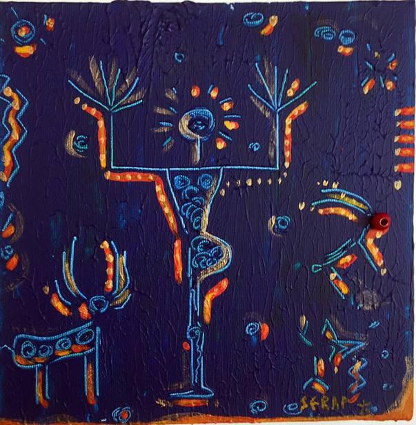 """Tarih Öncesinde """"BİRLİKTE Sanat"""" Resim Sergisi Nişantaşı ART 212 Sanat Galerisi'nde"""