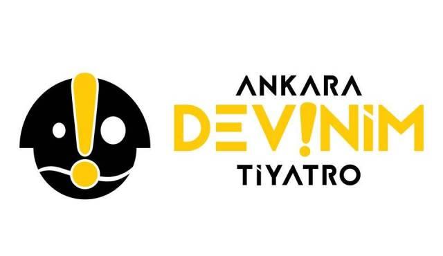 """Ankara Devinim Tiyatro 7. Sanat yılında Dünya Tiyatro Tarihi'nin ilk yazılı tiyatro metni olan AISKHYLOS'un """"ZİNCİRE VURULMUŞ PROMETHEUS"""" tragedyasını izleyici ile buluşturuyor."""