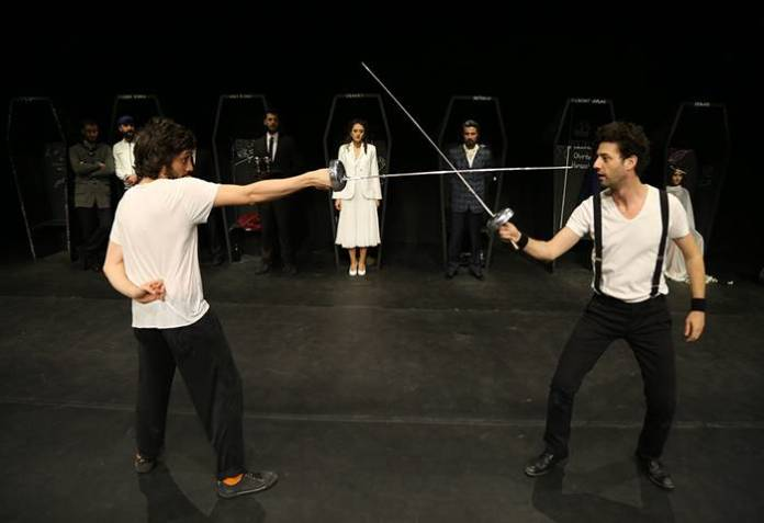 Hamlet Tiyatro Oyunu
