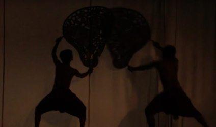 Kamboçya - Phnom penh shadow theatre 3