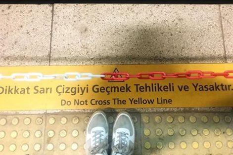 Sarı Çizginin Ötesinde