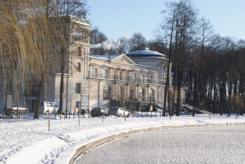 Sanatorium Pałac na Wodzie Falkowski