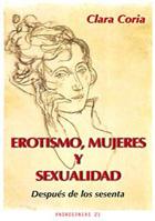 Libro Erotismo, mujeres y sensualidad. Después de los sesenta