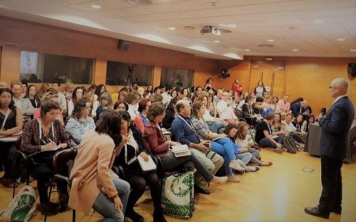 Conferencia de Antonio Ferrández