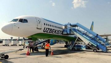 Özbekistan Hava Yolları'na Türk başkan yardımcısı