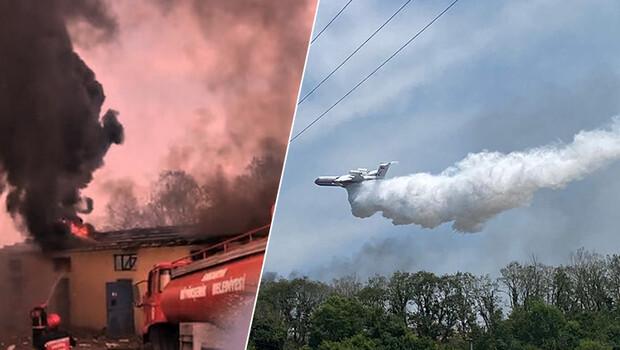 Son dakika haberi: Sakarya'da havai fişek fabrikasında patlama! Bakan Koca son durumu açıkladı…