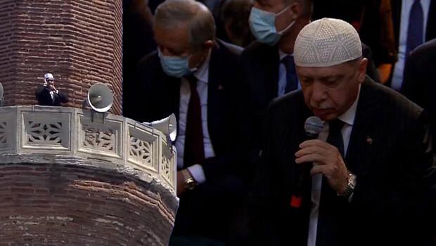 Son dakika… Tarihi gün! 86 yıl sonra Ayasofya'da ilk namaz