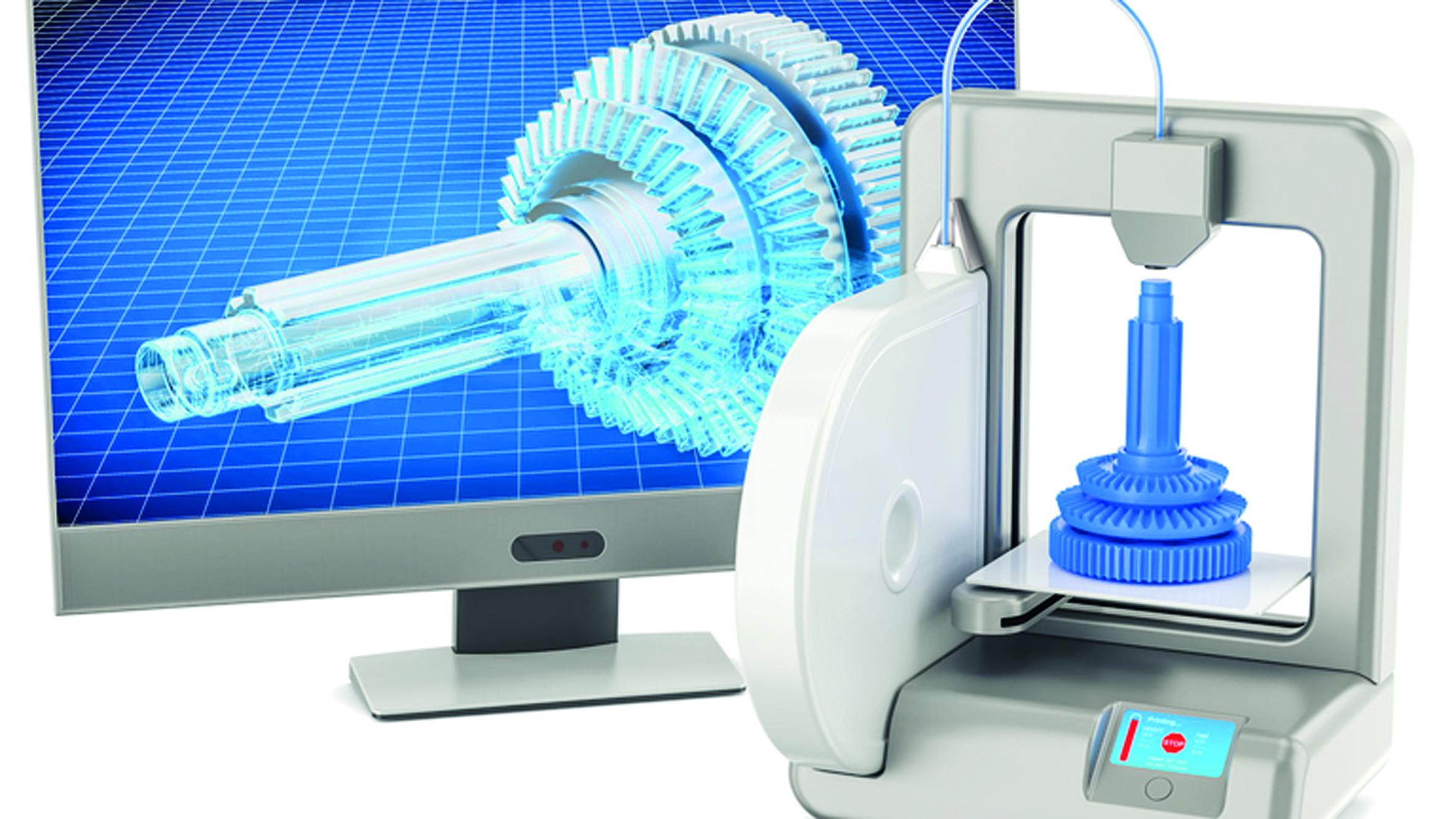 3D baskının her sektörde kullanımı yaygınlaştı