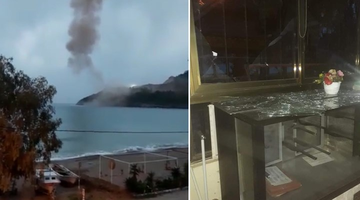 Akkuyu Nükleer Güç Santralı inşaatında patlama