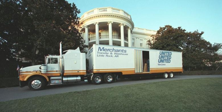 Başkanlar Beyaz Saray'dan nasıl taşınıyor?