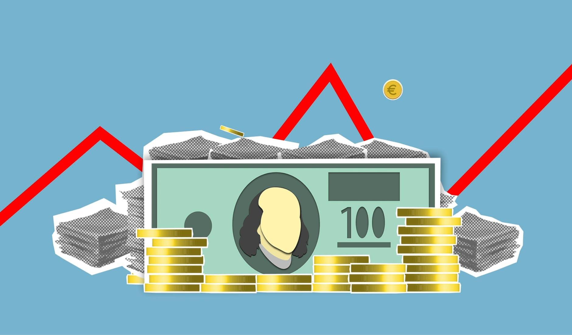 Yıl Sonu Enflasyon ve Kur Tahminleri Yükseldi