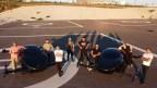 Elektrikli ve otonom uçan araba AirCar'ın hedefi 80 kilometre