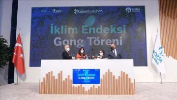 Garanti BBVA'dan İklim Endeksi için önemli işbirliği