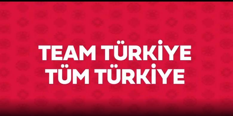İşte TeamTürkiye için hazırlanan şarkı: Olimpiyat Ateşi