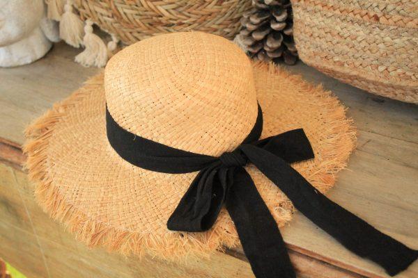 Accessoires chapeau BAYA été plage mode sanbaya.fr