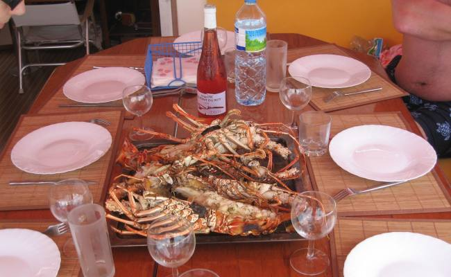 Spartivento - Lobster