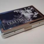 Custom Metal cigarette case