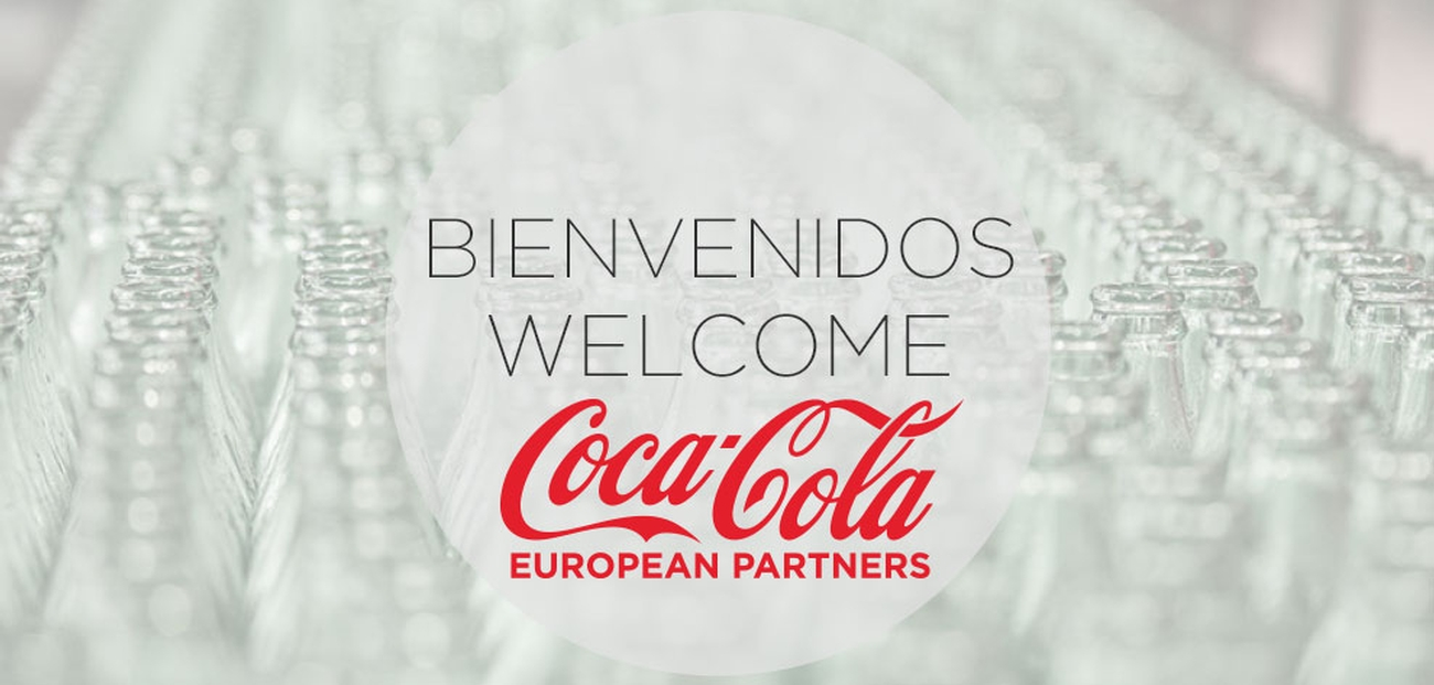 cocacola partners