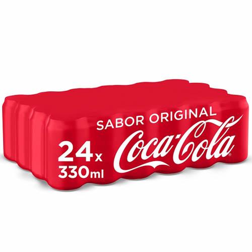 paquete de latas