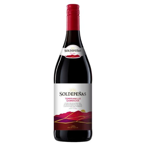 Botella Vino Tinto