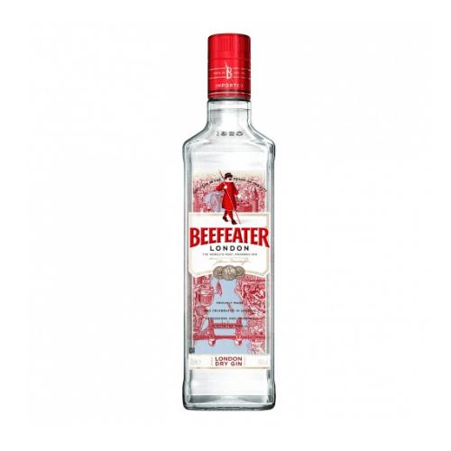 Botella de Beefeater