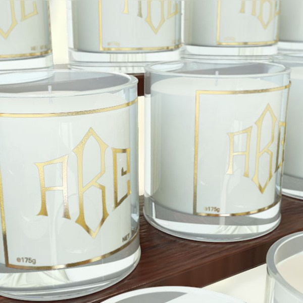 Candle and Gift Box Mock-Up by Sanchi477.com