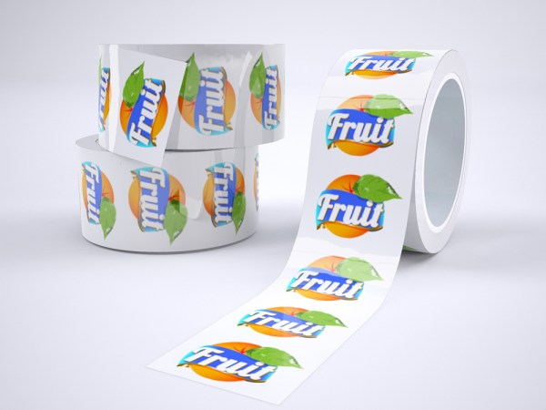 Shipping Packaging Tape Mock-Up by Sanchi477.com