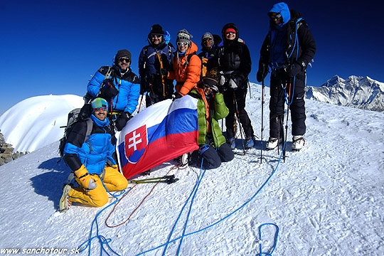 Mera Peak_summit