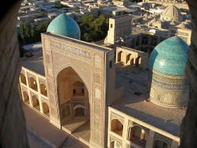 Uzbekistan – putovanie po Hodvábnej ceste
