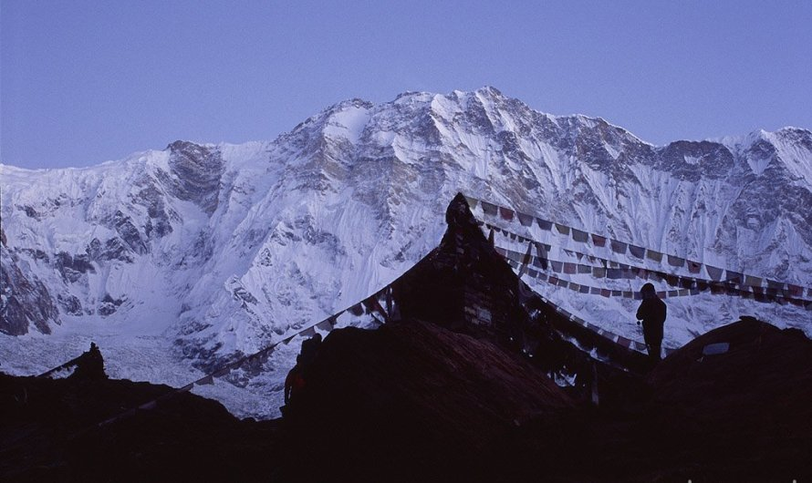 Annapurna Base Camp trek – Nepál
