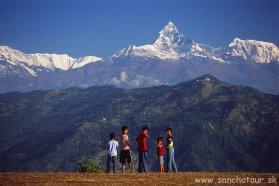Fotogaléria - Trek okolo Annapurny - Nepál