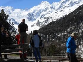 Fotogaléria skialp Piz Bernina 2014