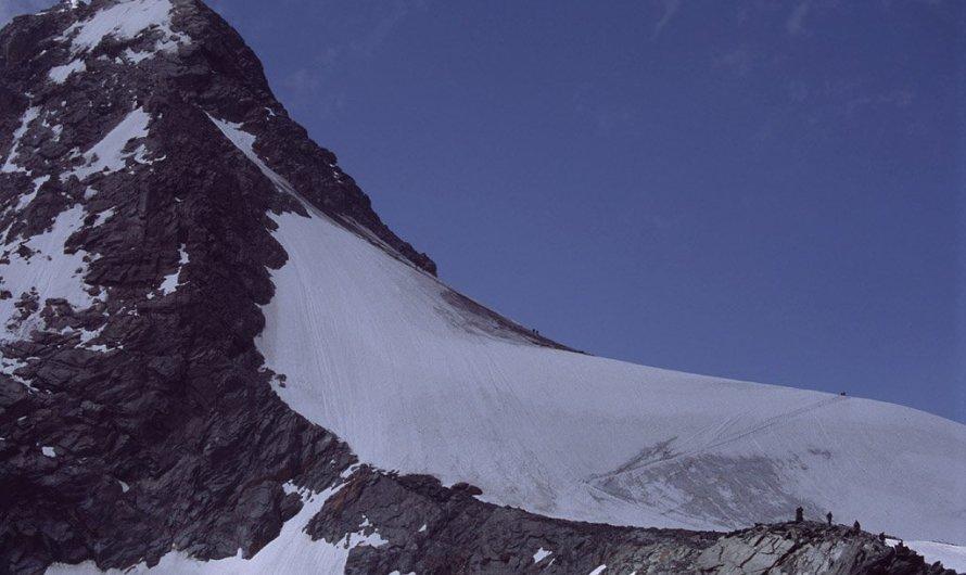 Grossglockner – strecha Rakúska 3798 m