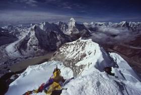 Expedícia Everest Base Camp + Island Peak 6189m/ Nepál