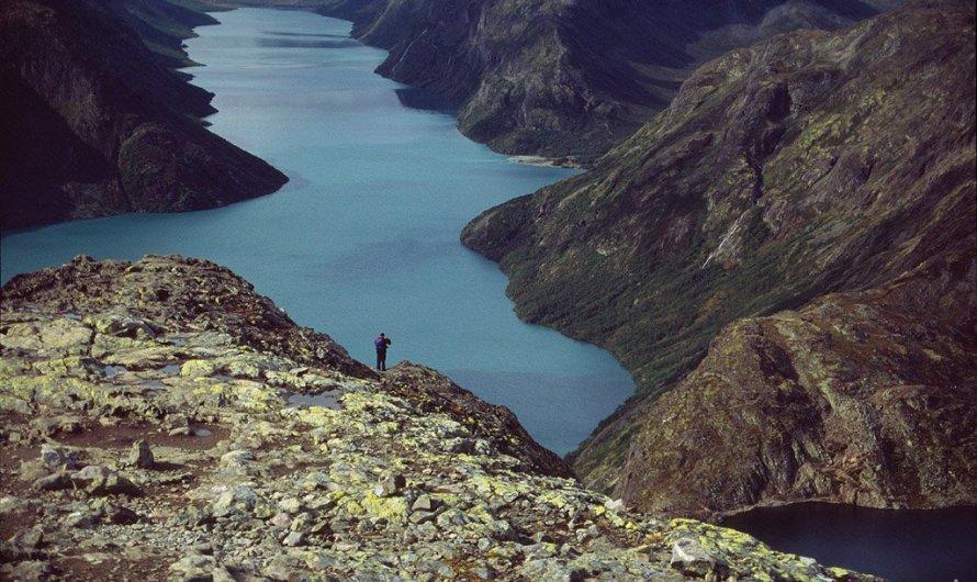 Nórsko – NP Jotunheimen 3 krát naj – letecky