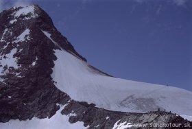 Grossglockner - strecha Rakúska 3798 m