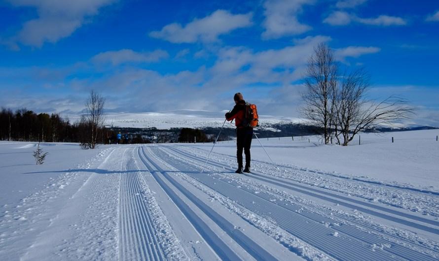 Na bežky do Nórska /letecky