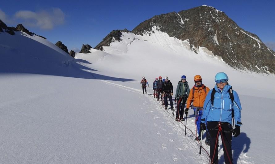 Fotogaléria Wildspitze 2021