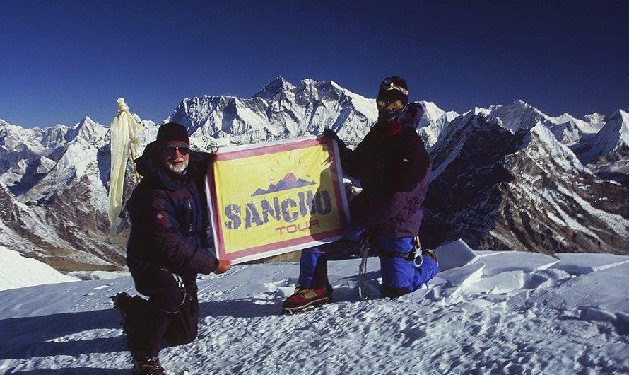 Expedícia Mera Peak 6470 m – Nepál / skrátený variant