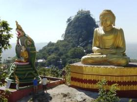 Barma - budhistický pokoj v duši