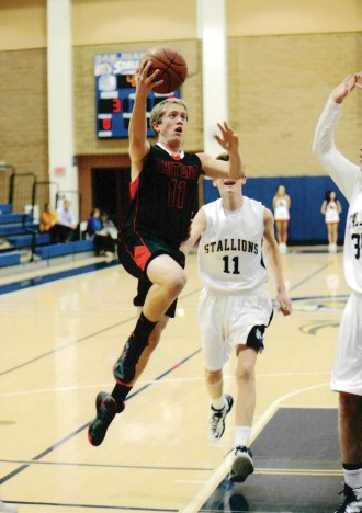 San Clemente senior Jimmy Bankson recently committed to Cal Lutheran to play basketball. Bankson led the Tritons in scoring this past season, averaging 13.9 points per game. Photo courtesy of the Bankson family