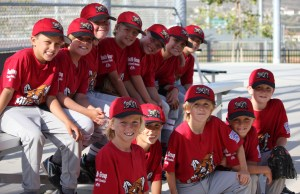 The AAAM Muckdogs won the San Clemente Little League American City Championship on May 31. Courtesy photo