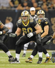 Brian de la Puente and the New Orleans Saints will open their 2013 NFL season against the Atlanta Falcons on September 8. Courtesy photo