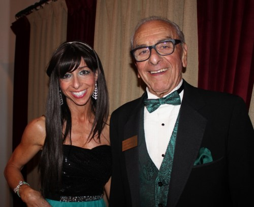 Guy Varriano and daughter Marie in Sept. 2013. Photo: File