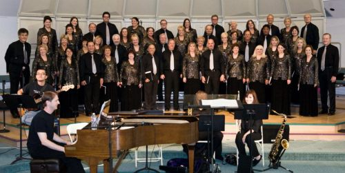 "South Coast Singers to feature traditional and contemporary numbers in their holiday concert series ""Sleigh Bells Ring."" Courtesy photo"