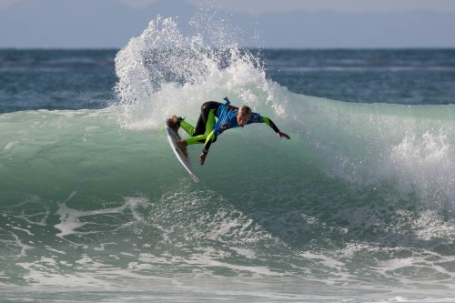 Jett Schilling, 2014 SC Times and DP Times Grom of the Year. Photo: Jack McDaniel
