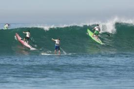 A scene from last year's Battle of the Paddle. Photo: Tony Tribolet/XPSPhoto.com