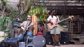James Ide (left) and Kevin Smith of Dub Rock Duo will perform at the inaugural Groheny Festival, April 2 at Doheny State Beach. Photo: Courtesy of Dub Rock Duo