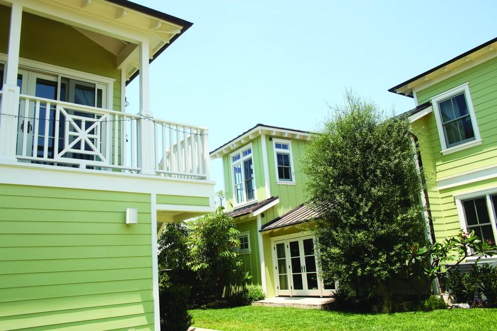 John and Jenny Dewey's home in San Clemente. Photo: Rachel Wilford