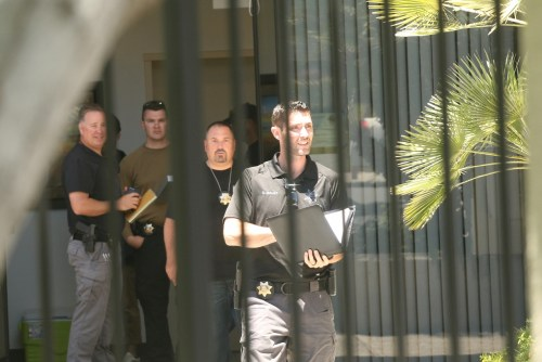 FBI agents raided Sovereign Health in San Clemente as well as the home of its CEO and Vedanta Laboratories in June. Photo: Eric Heinz